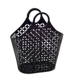 Sun Jellies atomic tote black