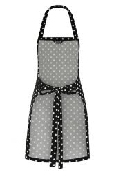 Lady-Vintage-black-white-polka-apron-back