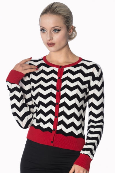 Banned black coffee twin peaks cardigan NZ