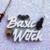 basic witch necklace