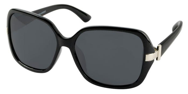 black retro monica sunglasses