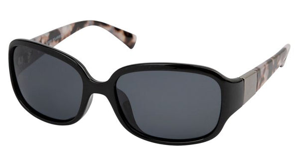 maya black sunglasses