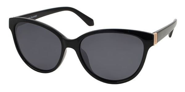 aubree black sunglasses