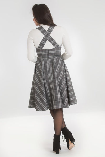 grey-tartan-pinafore-hell-bunny-frostine-back