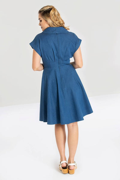 hell-bunny-sustainability-freddie-dress-back
