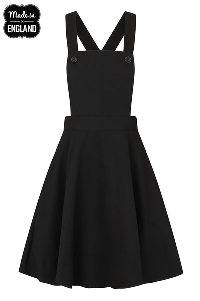 Hell-Bunny-Amelie-black-pinafore-dress