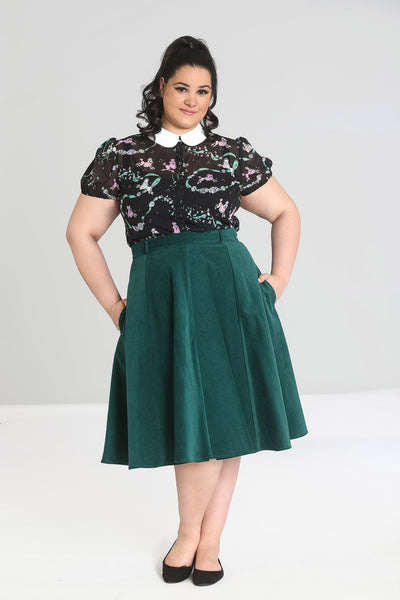 plus-size-jefferson-green-corduroy-skirt-hell-bunny
