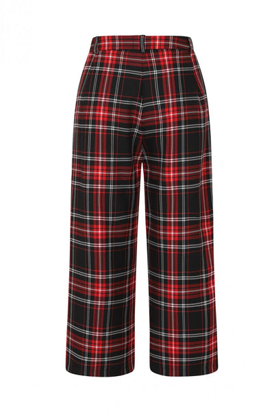 red-black-tartan-hell-bunny-riot-culottes-back