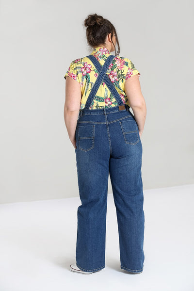 plus-size-hell-bunny-dungarees-back