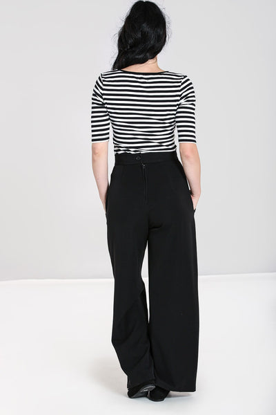 carlie-black-wide-leg-hell-bunny-trousers-back