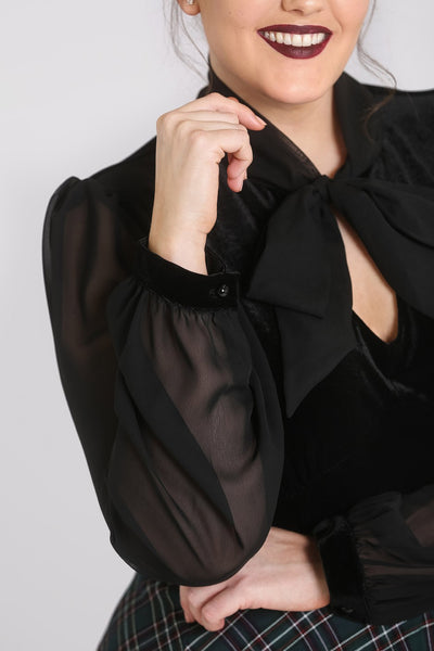 plus-size-Hell-Bunny-goth-gabriella-blouse-close-up