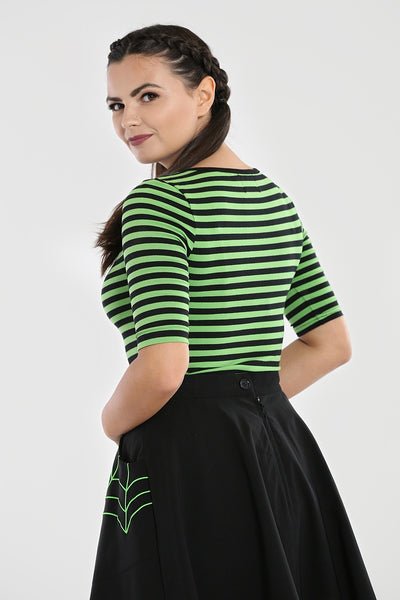 green-striped-warlock-top-hell-bunny-back