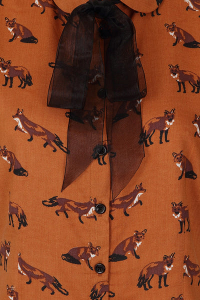 vixey-fox-print-blouse-hell-bunny-detail