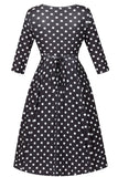 black-and-white-polka-dot-lyra-lady-voluptuous-back