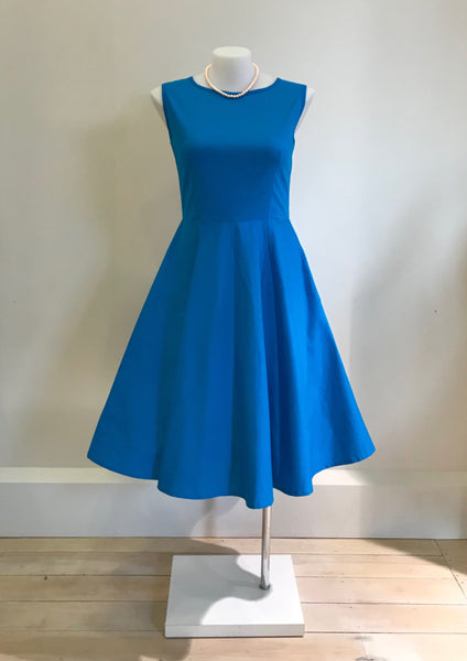 Blue Jewel Lucy dress