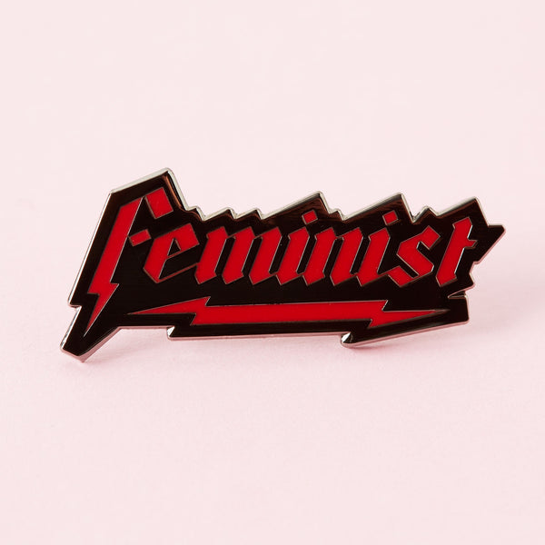 red-feminist-enamel-pin-punky-pins