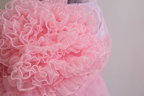 Baby pink 23 inch petticoat