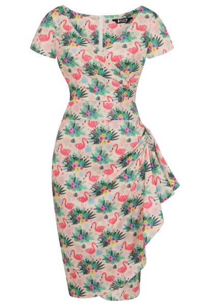 Tropical Delight Elsie dress