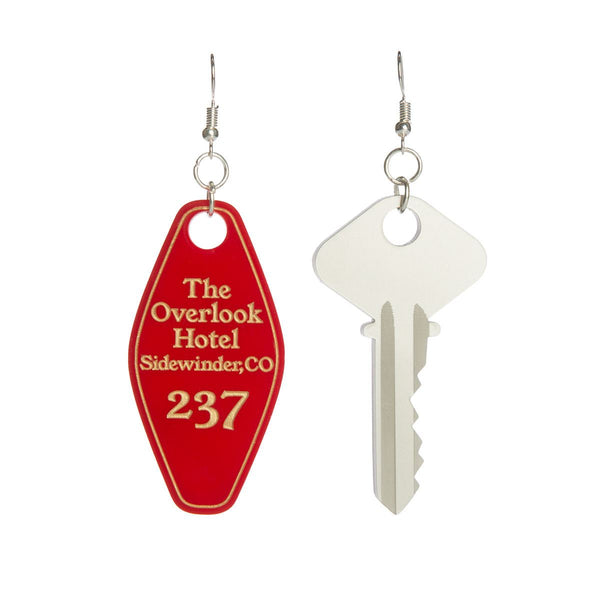 Overlook Hotel The Shining earrings Sugar and Vice