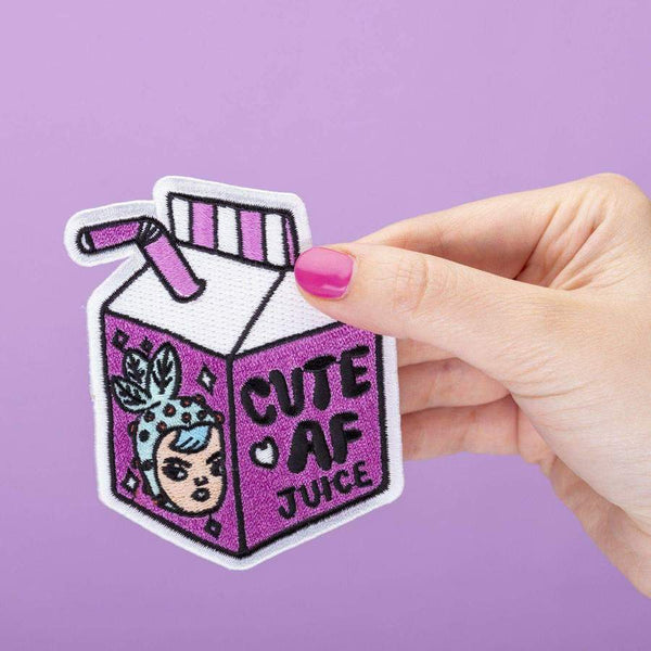Cute AF Juice Patch