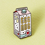 egg-nog-enamel-pin