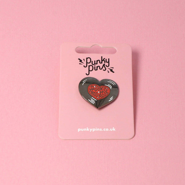 spooky-hoe-records-enamel-pin