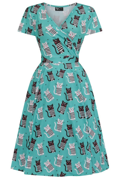 cute-kitty-Lady-Voluptuous-Lyra-cat-dress