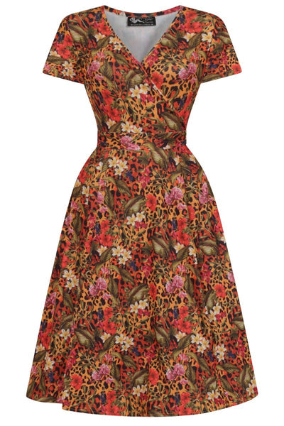leo-floral-lyral-lady-voluptuous-dress
