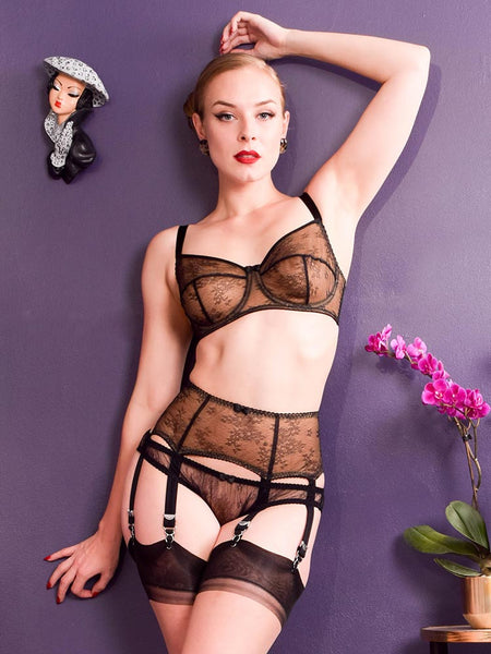 WKD Veronika suspender