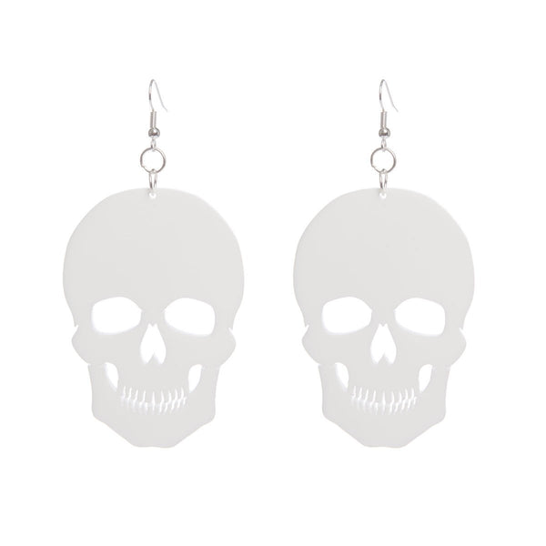skull-earrings