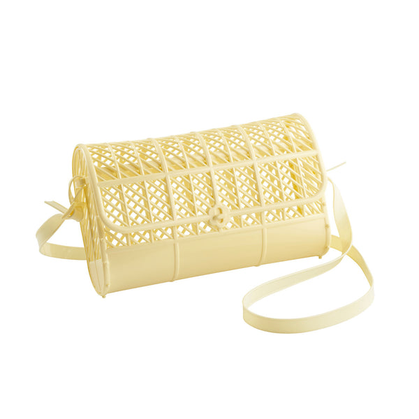 yellow Sun Jellies purse NZ Two Lippy Ladies