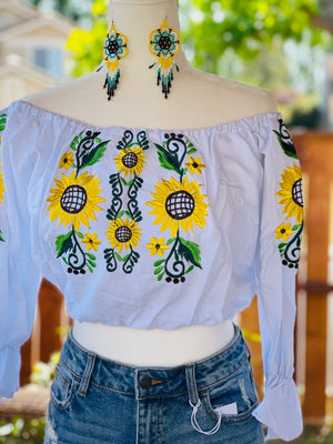 Mamacita Sunflower (size Medium)