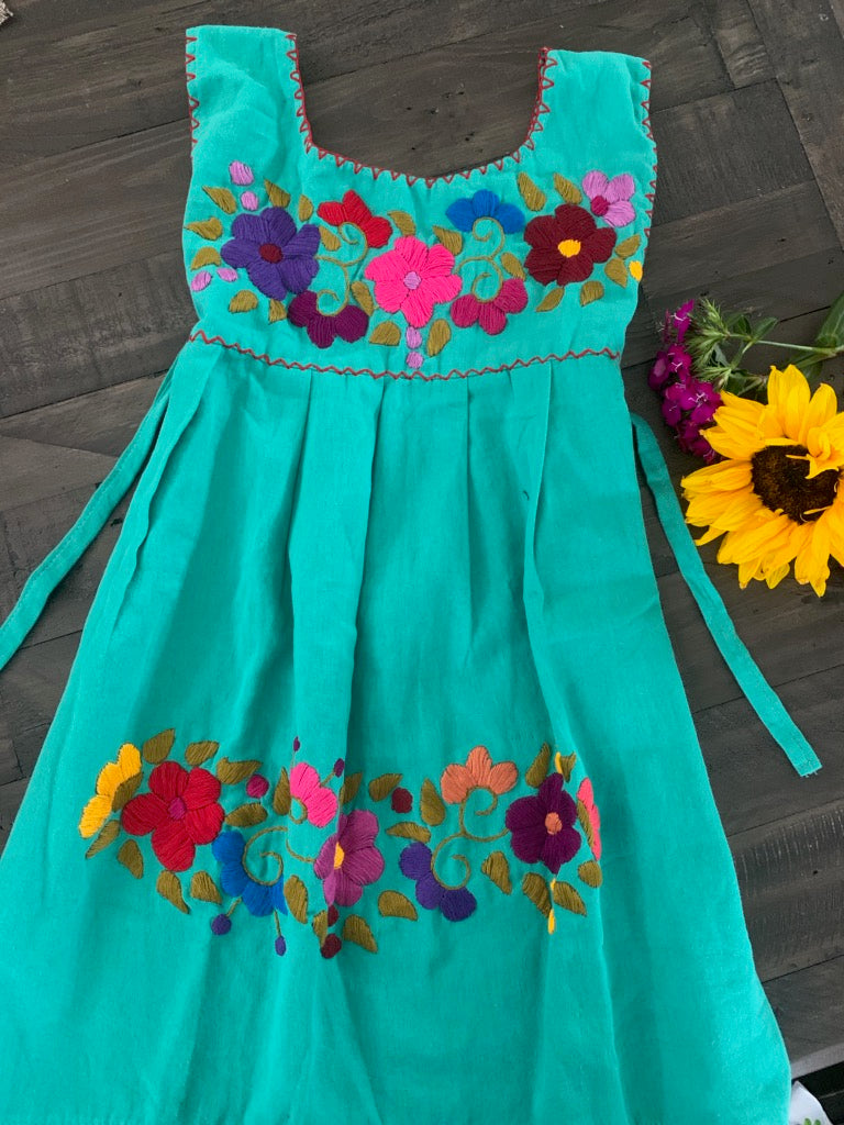 Leah girls dresses (g5)