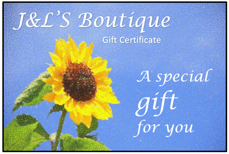 J&L's Boutique Gift Card