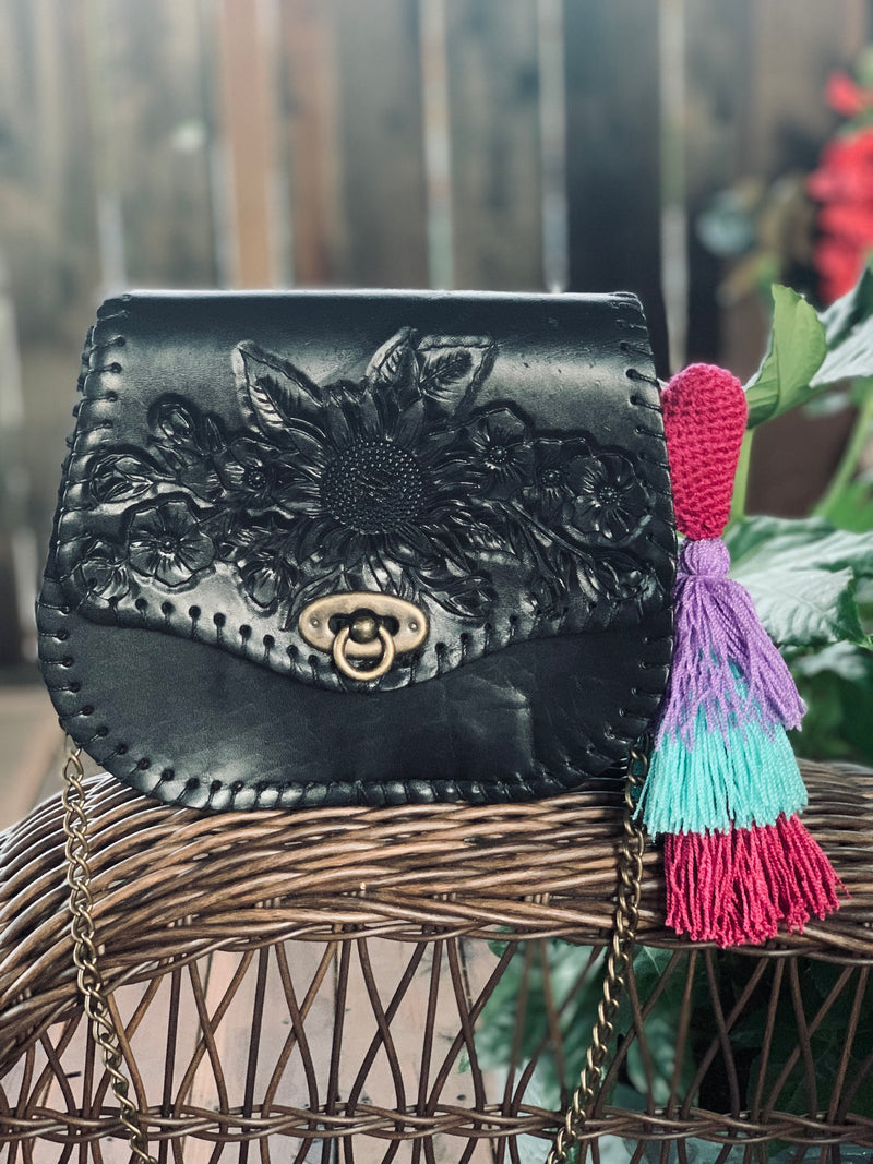Marlen bag ( black )