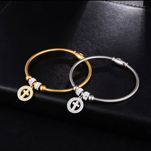Look at me Bangle ( Gold )