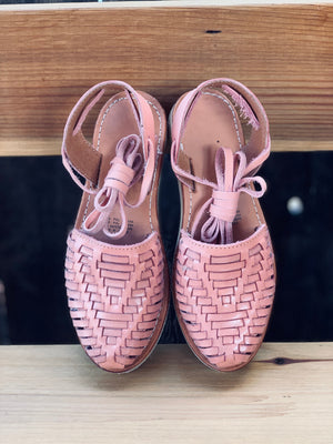 Lety lace up ( rose )