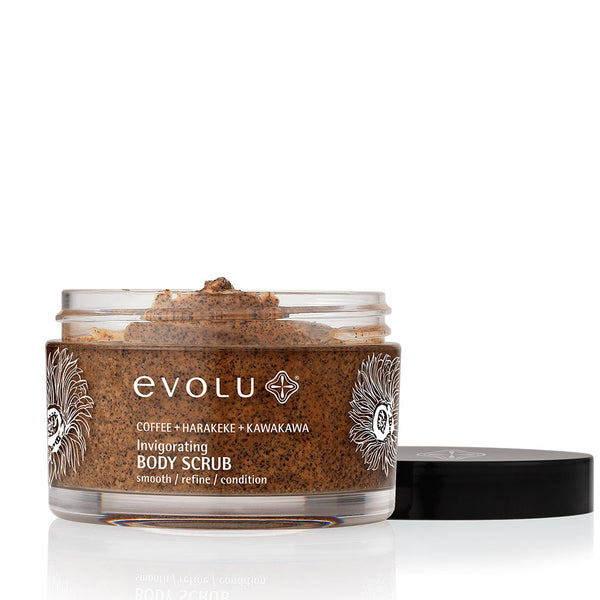Invigorating BODY SCRUB