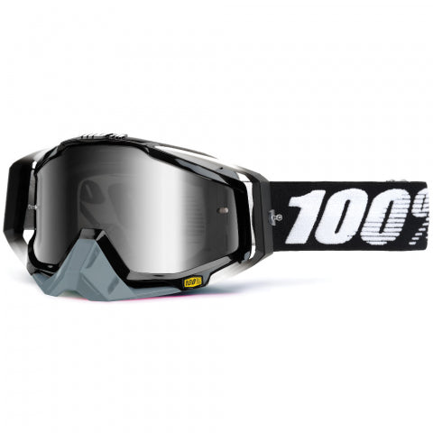 100% GOGGLES - RACECRAFT