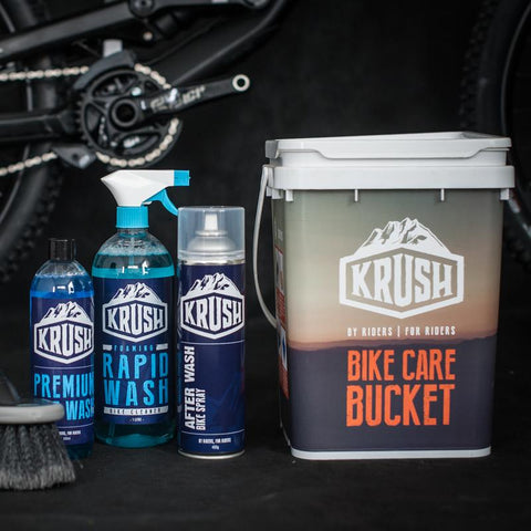 KRUSH Bike Care Bucket