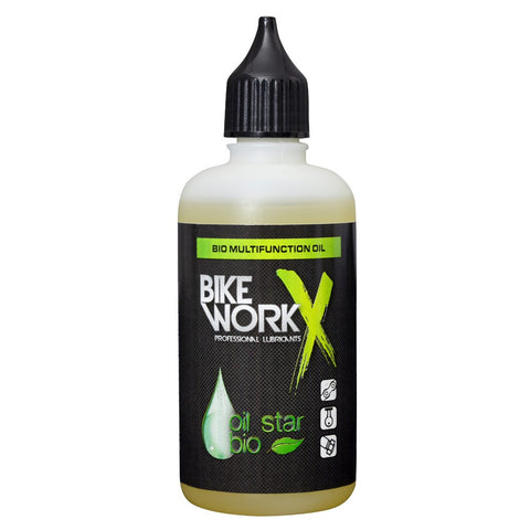 Bike WorkX Oil Star Bio Lubricant