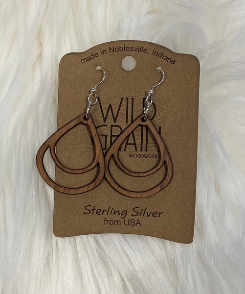 Wild Grain Earring Collection
