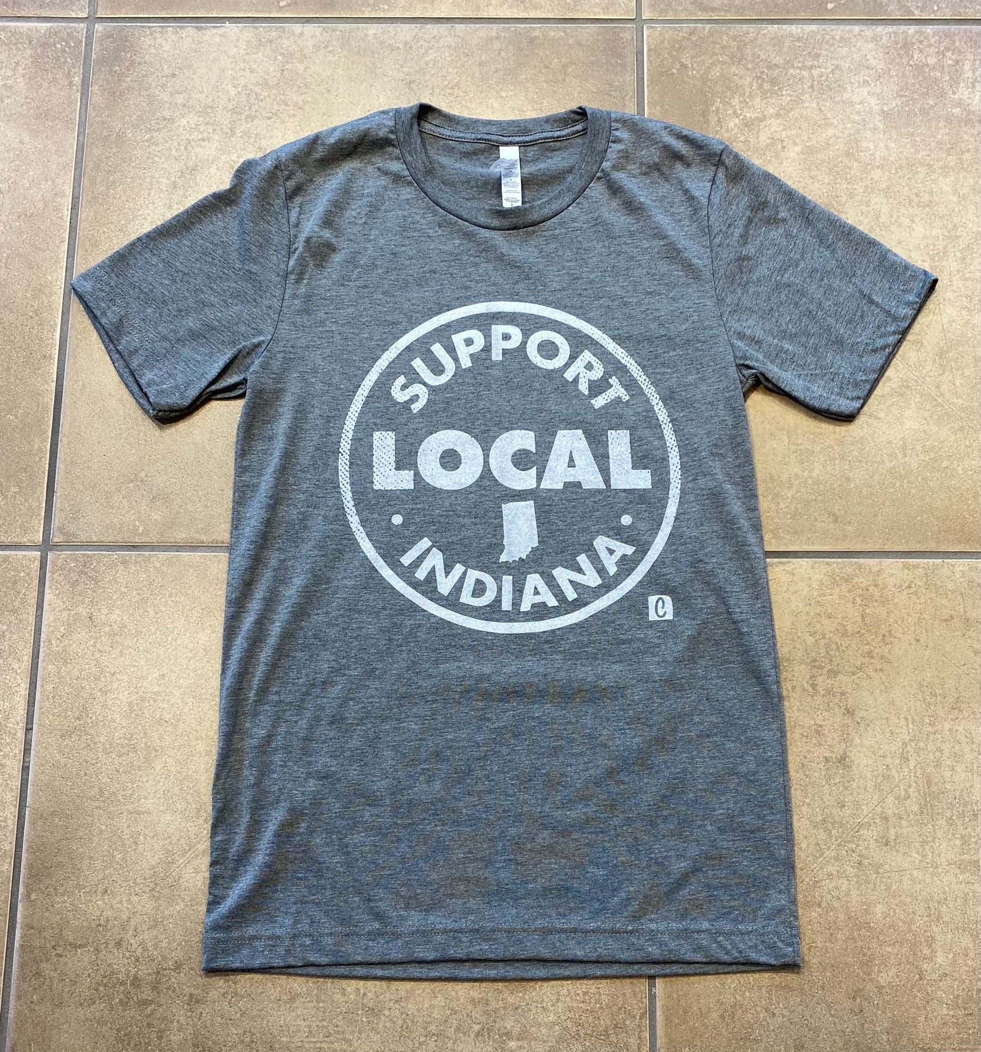 Support Local Indiana Tee