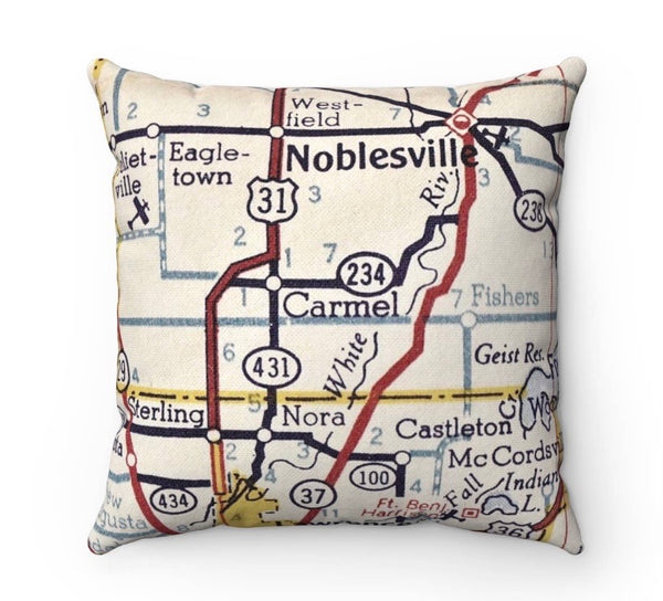 Indiana Pillow Collection