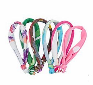 c.HAIR.i.TEE Hair Ties/Bracelets - colors and patterns will vary