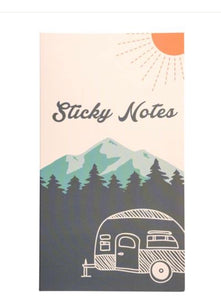 Sticky Note Booklets