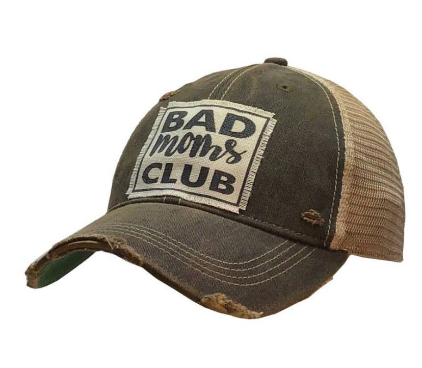 Bad Moms Club Hat