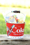 Popcorn Tin — 2 Gallon Tins & 5 Quart Bucket