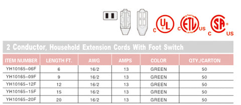EPICORD INDOOR EXTENSION CORD
