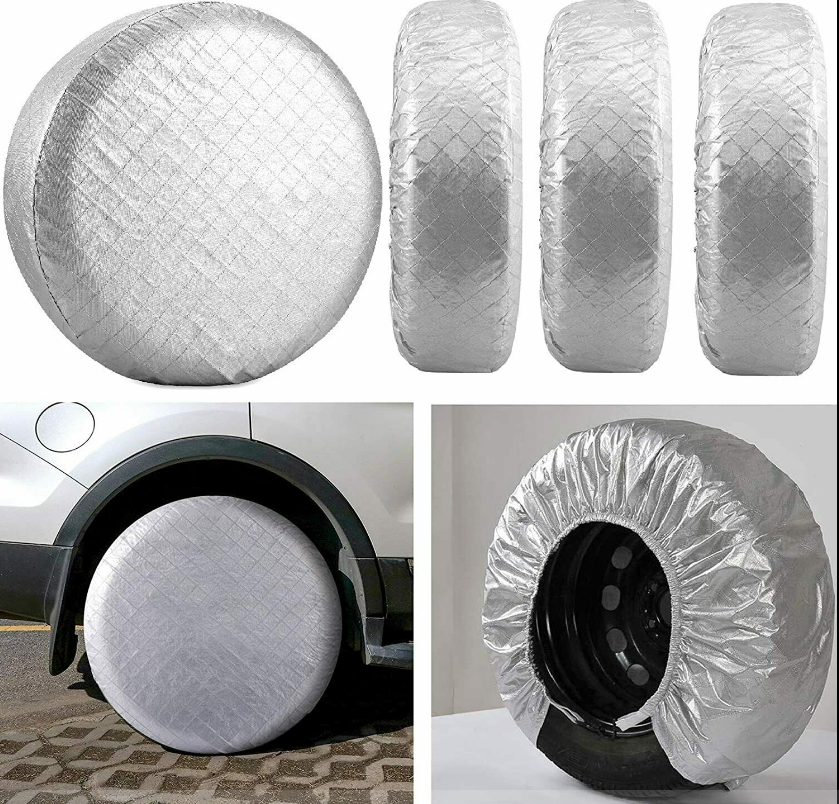 RV Wheel Cover trekpower 4 packs